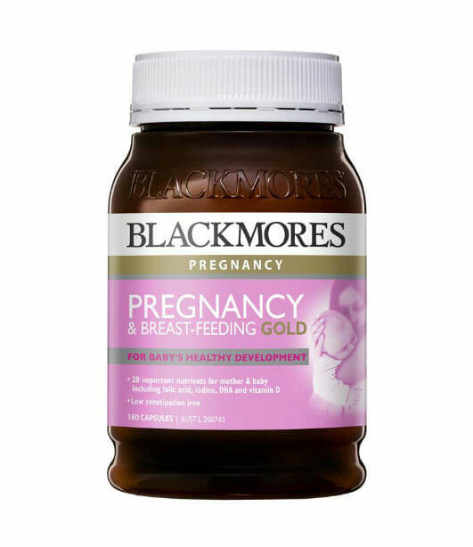 Blackmores-Pregnancy-and-Breastfeeding-Gold