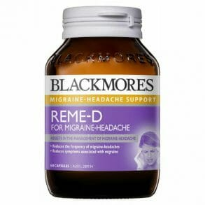 Blackmores REME-D Migraine Headache 60