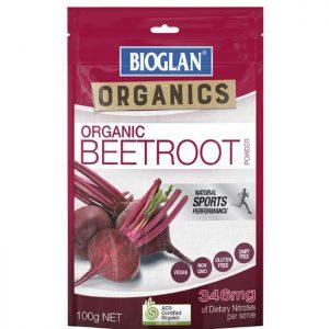 Bioglan Organic Beetroot Powder 100g