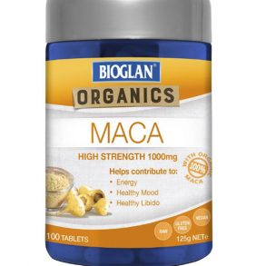 Bioglan Superfoods Maca 100 vien