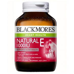 Blackmores Vitamin E 1000IU