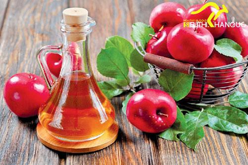 giấm táo hữu cơ là gì