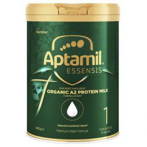 sữa aptamil essensis organic a2