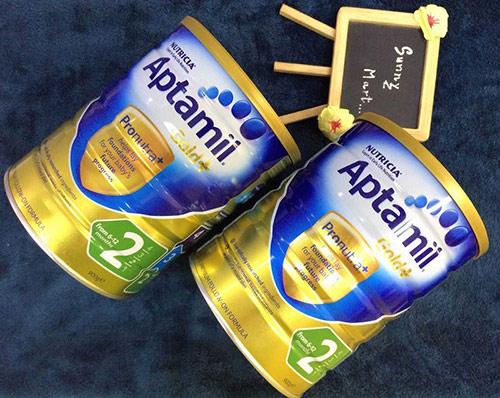 Sữa Aptamil Gold Úc có tốt không